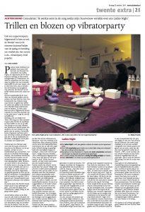 Artikel Tubantia Twente