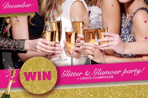 Glitter & Glamour party