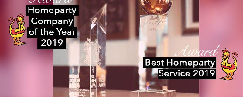 Ladies Night sleept 2 awards binnen!
