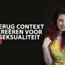 Blog Kaat Context creëren voor seksualiteit