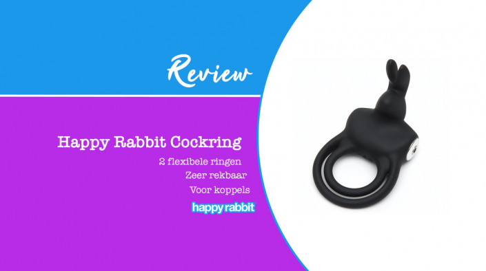 Review Happy Rabbit Cockring