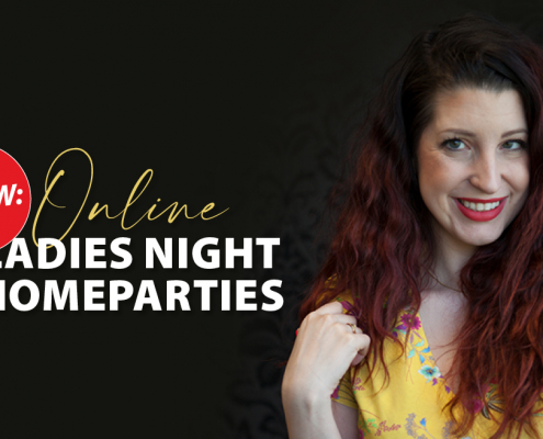 Kaat: Online Ladies Night Homeparties