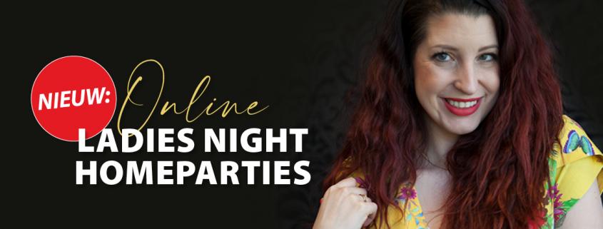 Kaat: Online Ladies Night Homeparties