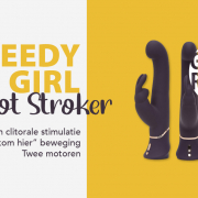 Greedy Girl G-spot Stroker