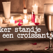 Blog Header Lekker standje met een croissantje paasverhaal Ladies night homeparties
