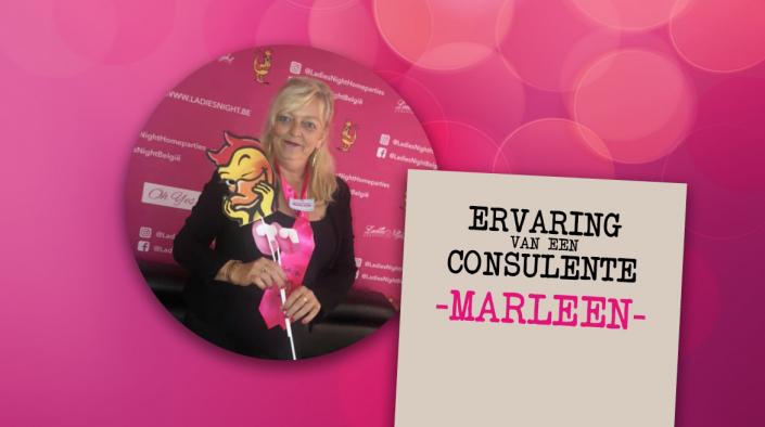 Consulente Marleen ervaring Ladies Night Homeparties