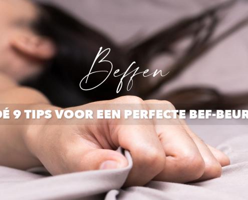9 tips voor beffen